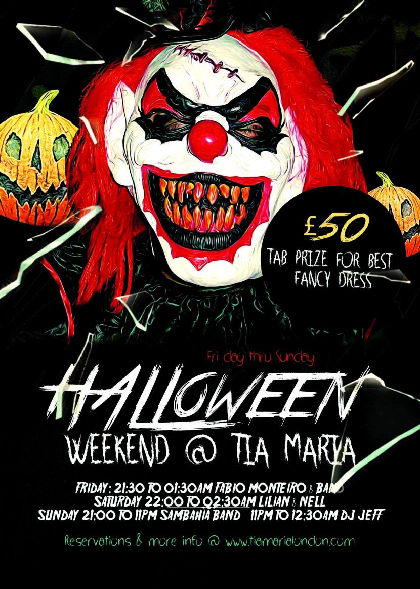Halloween weekend 2021